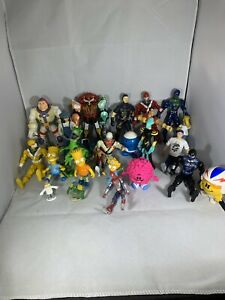 Joblot-Of-Toy-Figures