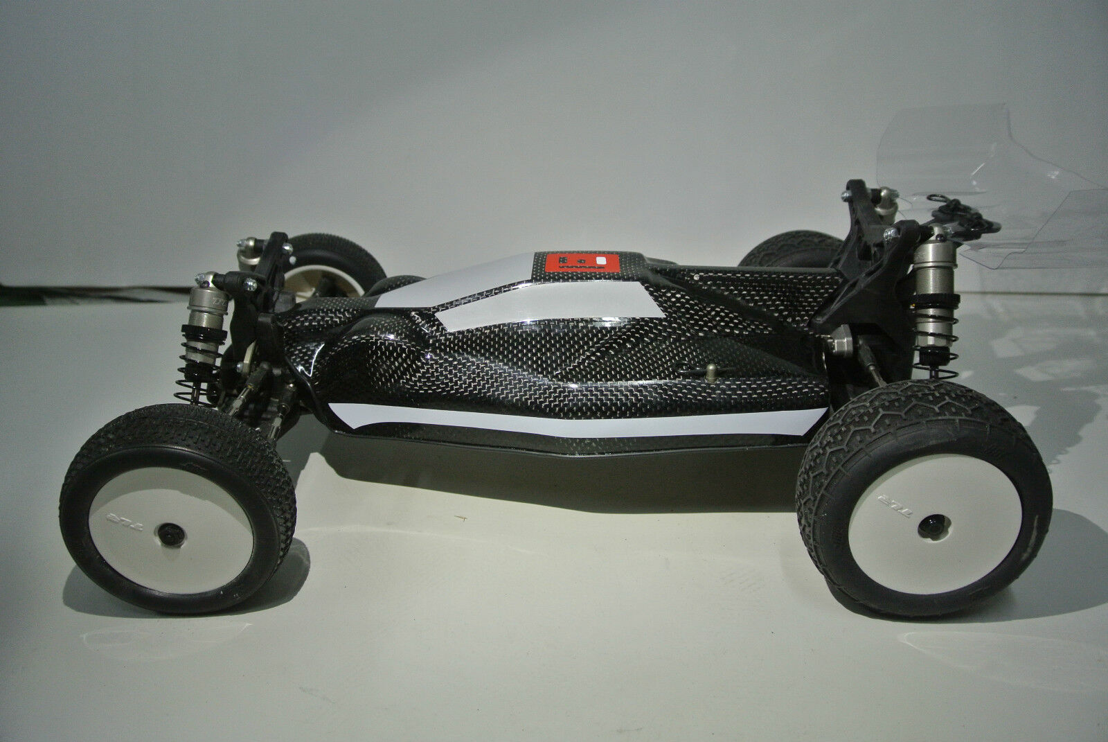LOSI squadra LOSI RACING TLR TLR TLR  22-4 REAL autoBON FIBER corpo BY FINAL EVOLUTION 1 10 1ea3cd