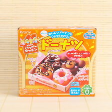 Japan Kracie Happy Kitchen Mini DONUT KIT doughnut Japanese Candy popin cookin