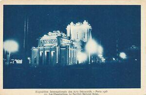 1925 Paris Exposition Des Arts Decoratifs Le Pavillon National Belge Belgium