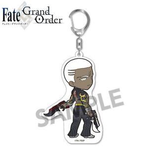 Pikuriru Fate//Grand Order Trading Acrylic Keychain Charm Archer Emiya Pic-Lil