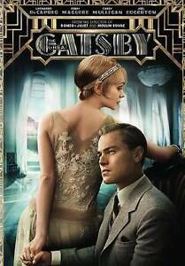 SALE-REDUCED-25-Leonardo-DiCaprio-The-Great-Gatsby-DVD-2014-Bilingual