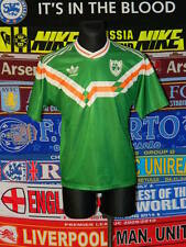 5/5 Ireland (Eire) L adidas ultra rare MINT football shirt jersey trikot soccer