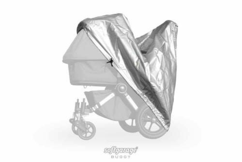 Soft Garage cubierta para cochecito de bebé Chicco polar protección contra la lluvia lluvia capota