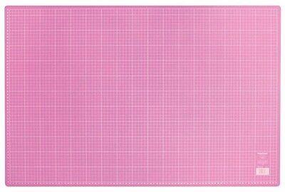 Hell-Lila BabySnap Patchwork Schneidmatte 90x60cm Pink