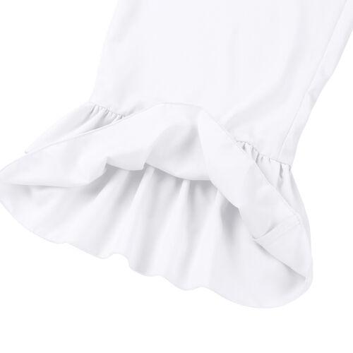 Women Elastic Ruffles Pants Vintage Bloomers Long Trousers Underpants Victorian