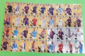 Panini Adrenalyn XL FIFA 365 2019er  Limited Edition Karten Cards zum aussuchen