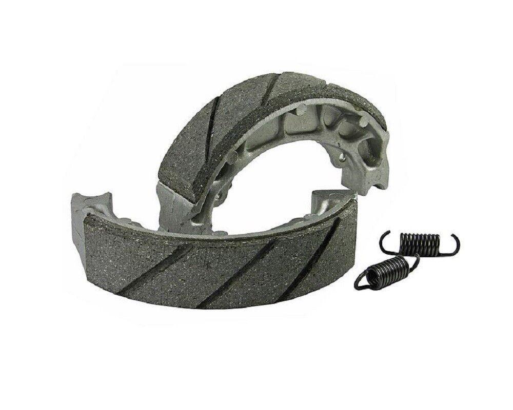 Bremsbacken hinten mit Federn JINAN QINGQI QM50QT-6 A A