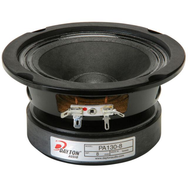 "Dayton Audio PA130-8 5"" Full Range PA Driver"