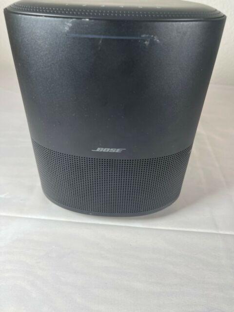 Bose Home Speaker 450 Bluetooth Wifi Sealed Black Smart Speaker Parts Only