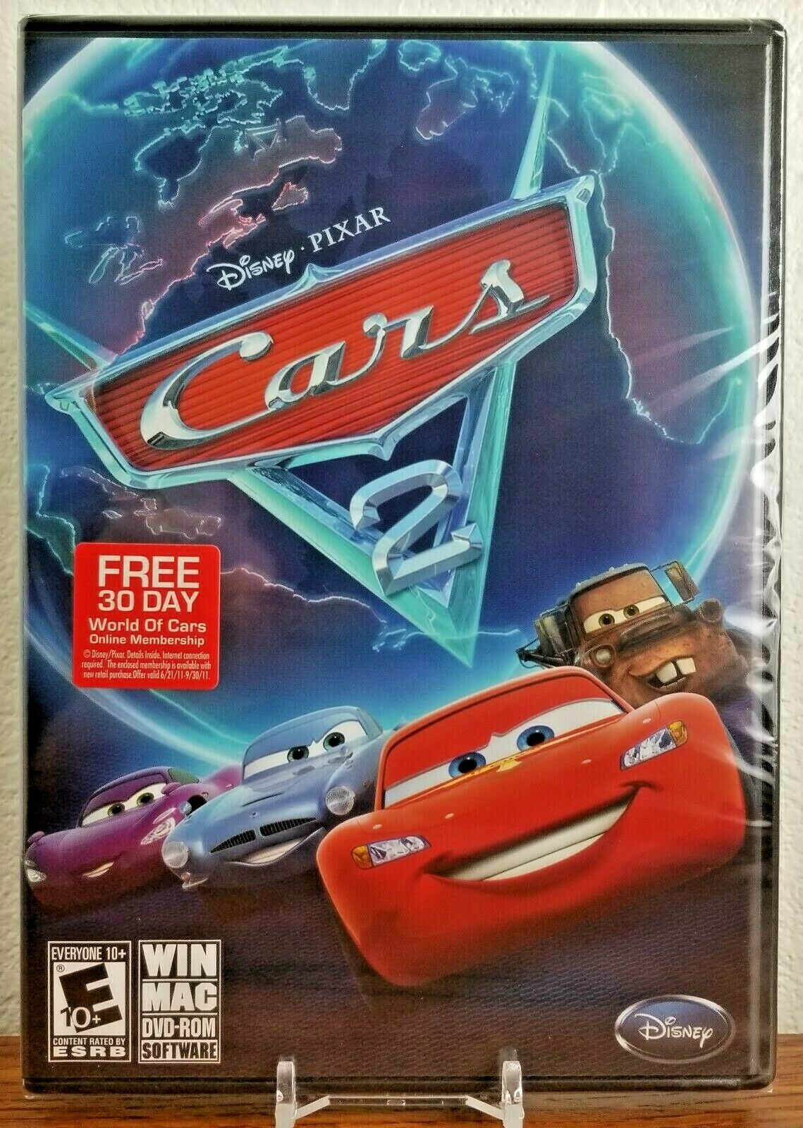 Cars 2 (Windows/Mac, 2011)