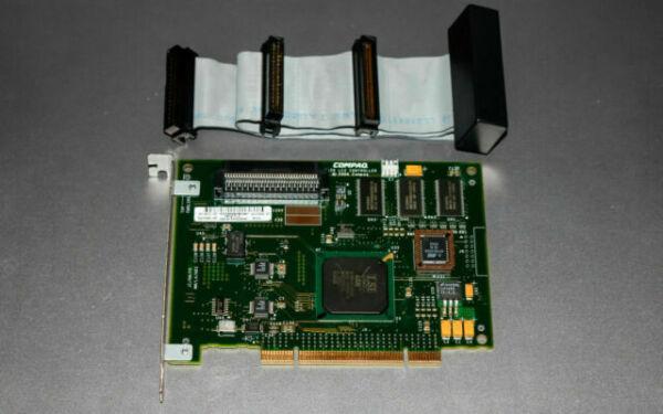 CPQ 192127-001 Compaq RAID LC2 Wide Ultra2 SCSI Controller