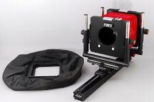 【Exc+++++】 LINHOF KARDAN ST-E 45  4x5 large Format Film Camera From Japan