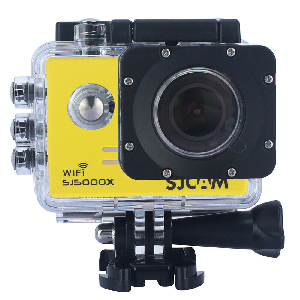 SJCAM SJ5000X Action Sports Camera Wifi 4K HD 1080P Vedio Waterproof Camcorder 1080p action camcorder camera sj5000x sjcam sports vedio waterproof wifi