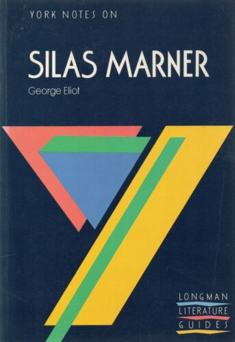 1 of 1 - York Notes on Silas Marner by George Eliot (Paperback, 1991)