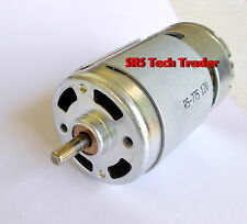 RS-775 DC 12 Volt High Torque Motor For DIY & Other Purpose