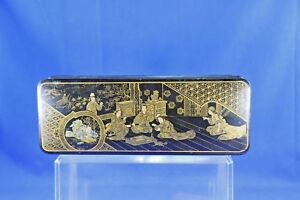 ANTIQUE-ASIAN-LACQUER-BOX-WITH-GOLD-HAND-PAINTED-INTERIOR-SCENE