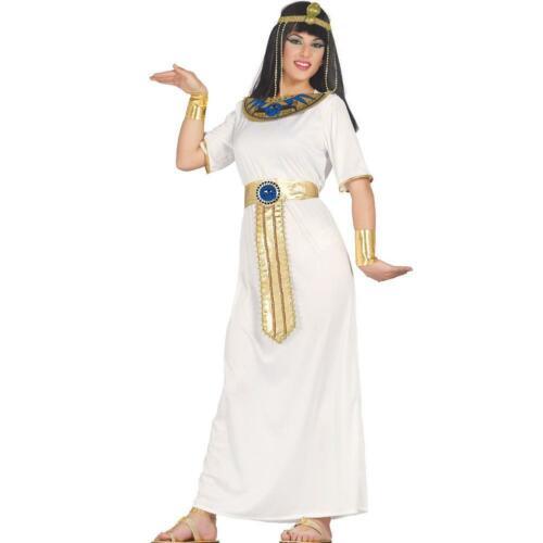 Egyptian Cleopatra Nefertiti Ancient Egypt Fancy Dress Costume