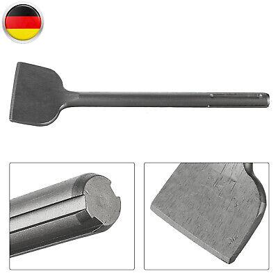 Breitmei/ßel SDS MAX 75x300mm 18mm Rundschaft Mei/ßel Spatmei/ßel Flachmei/ßel Stahl