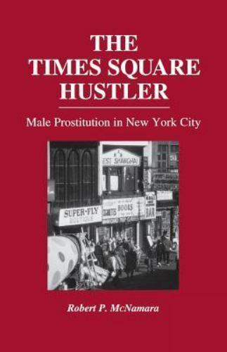 The Times Square Hustler: Male Prostitution in New York City (Paperback or Softb