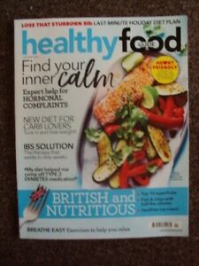 Details About Healthy Food Guide Magazine July 2019 New Unread