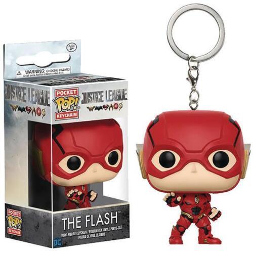Justice League-The Flash-NEUF Funko-Pocket Pop! Royaume-Uni vendeur