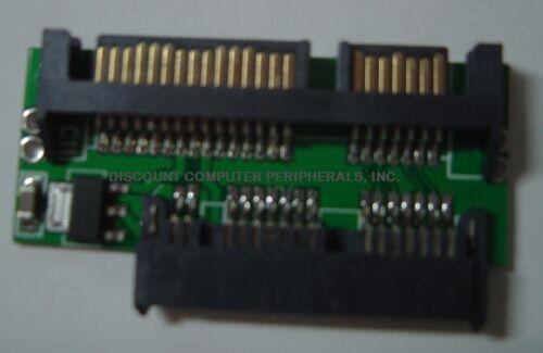 1.8in Style mSATA to 7+15 Normal SATA Adapter Converter US Seller