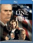 in The Line of Fire 0043396258754 With Clint Eastwood Blu-ray Region a