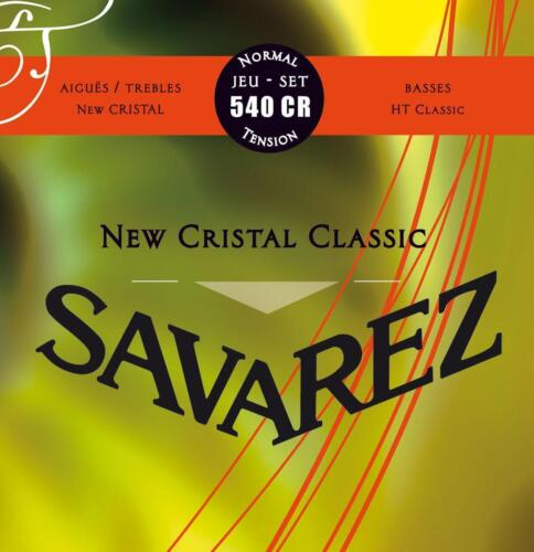 Savarez 540CR Saitensatz für Konzertgitarre