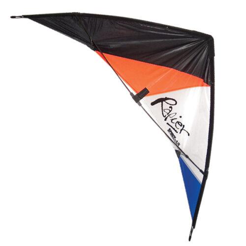 * 10050 AQUILONE ACROBATICO RAPIER Stunt kite a 2 cavi pilotabile PRINCIPIANTI