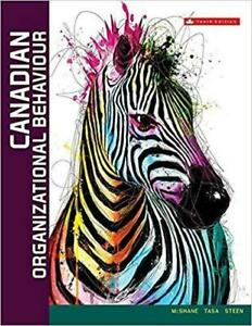Canadian Organizational Behaviour 10th Edition Canada Preview