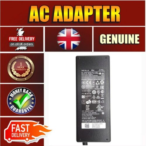 NUOVO Dell 0DF266 ADP-90LD D PA-1900-01D3 K8WXN PA-1900-32D 19.5V Adattatore 4.62A