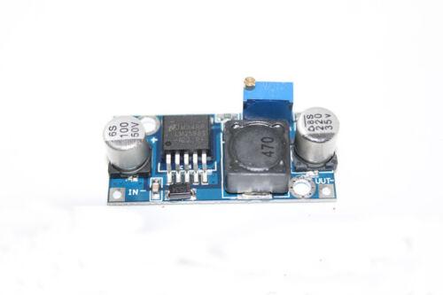 DC-DC Step Down Converter módulo LM2596 DC 4.0 ~ 40 a 1.-37 V regulador voltaje