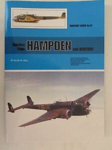 Warpaint-57-Handley-Page-Hampden-and-Hereford-Color-Profiles
