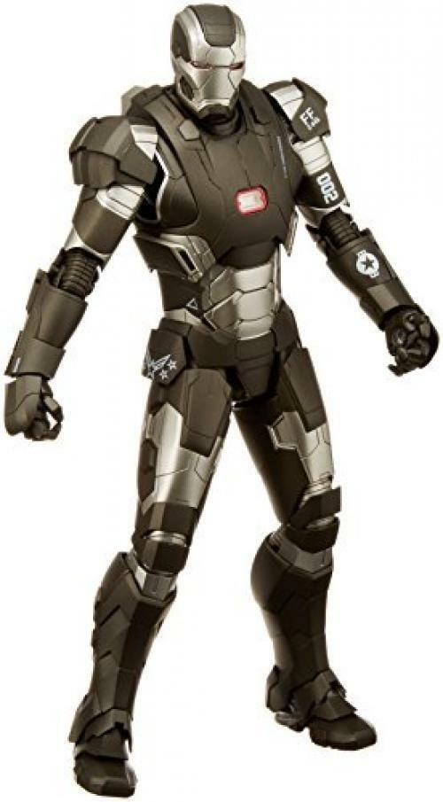 Nuevo Movie Masterpiece Diecast Iron Man 3 Mark 2 II1 6 máquina de guerra Hot Toys