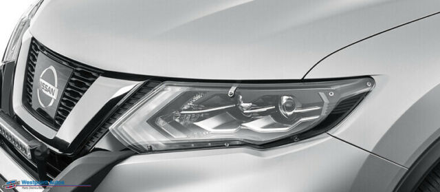 Genuine Nissan X-Trail Headlamp Protector Part B63006Fl0AAU