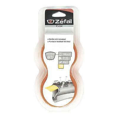 ZEFAL Kit 2 nastri antiforatura protezione copertoni hybrid 700c-27 mm