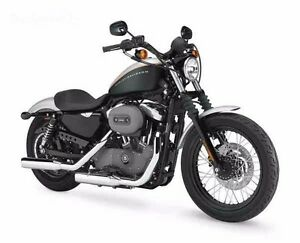 xl1200n sportster 1200 nightster workshop service repair manual 2007 rh ebay com Harley-Davidson Sportster 1200 Custom 883 Sportster Bobber