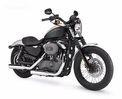 XL1200N Sportster 1200 Nightster Workshop Service Repair Manual 2007-2010
