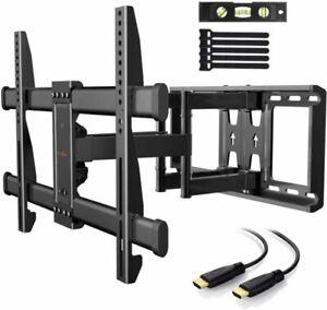 Support Mural TV Perlegear pour écrans 37-75 Pouces LED LCD Plasma et...