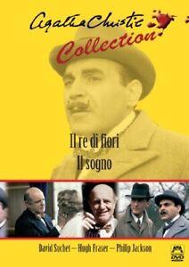 Poirot - Agatha Christie - Il re di fiori / Il sogno - DVD DL001200