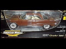 1957 Chrysler 300C BROWN 1:18 Ertl American Muscle 39487