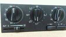1993-97 VOLVO 850 Dual Auto Climate Heater A/C Control PREMIUM 9166550/W611K OE
