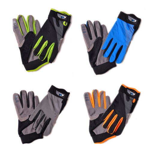 Full Finger Racing Motorcycle Gloves Cycling Bicycle Bike Riding Gloves For Men