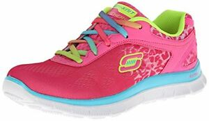 Image is loading Skechers-Skech-Appeal-Serengeti-Girl-039-s-Running-