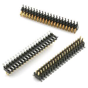 [20pcs] 17-5016-2020-10-001 Socket 2x20 Pin SMD