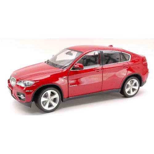BMW X 6 2008 rosso 1:18