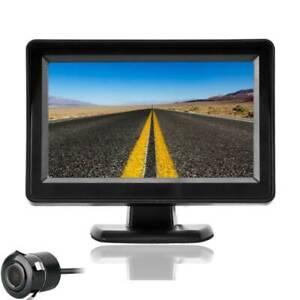 4-3-034-TFT-LCD-Car-Rearview-System-Monitor-Backup-Reverse-Camera-Night-Vision