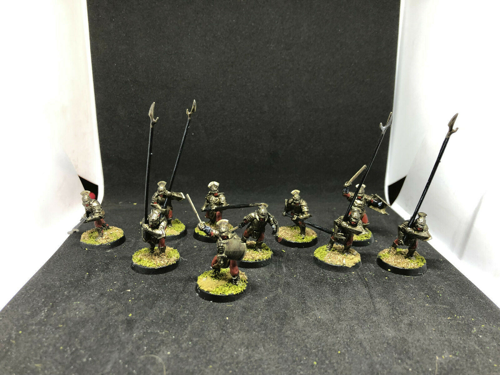 LOTR Uruk-hai warriors pro painted