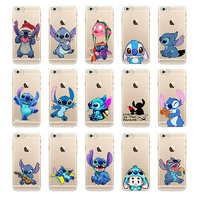 Cute Stitch Pattern Fashion Hard Back Case Cover For Apple iPhone 5S 5C 6 6 PLUS